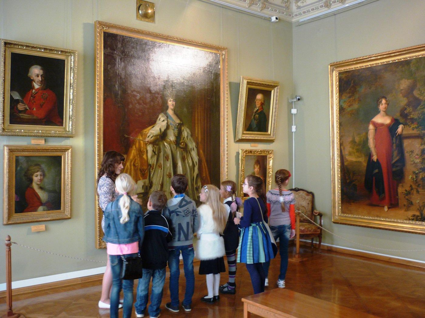 Музей для детей в москве мастер класс