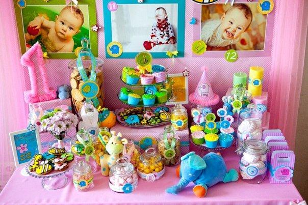 Кэнди бар своими руками на детский день рождения и рецептами